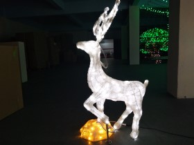 led deer lights