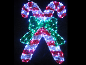 led candy cane