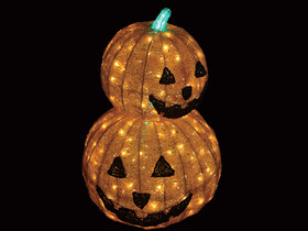 lighting decoration pumpkin