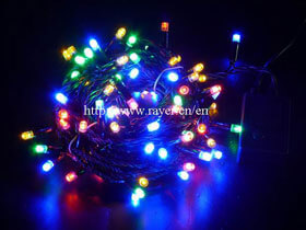 multi colors led string light